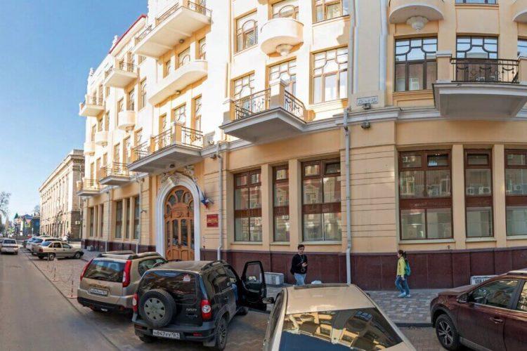 Арбитражный апеляционный суд Красндоар